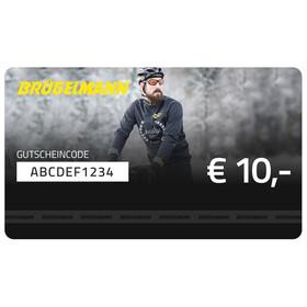 Brügelmann Geschenkgutschein 10 €